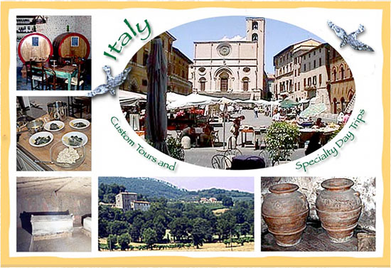 tours of umbria, italy